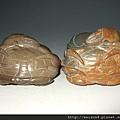 C1707_鐵丸石_螃蟹一對(邱瑞琪)-2