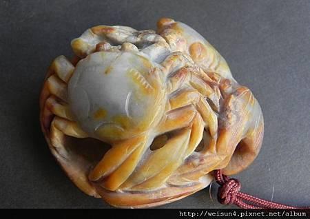 C0247__軟玉_螃蟹