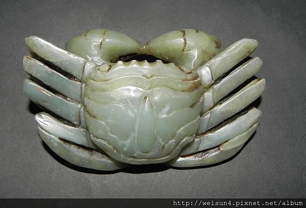 C0994_青玉螃蟹