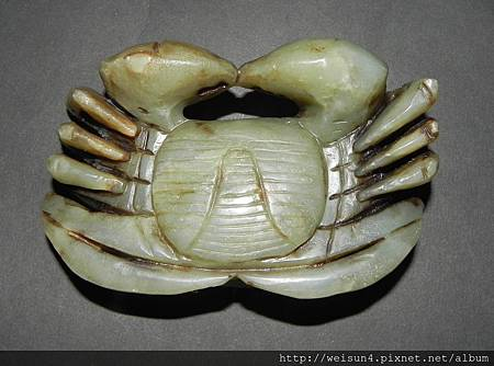 C0994_青玉螃蟹-2