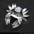 C0052_水晶螃蟹_SWAROVSKI
