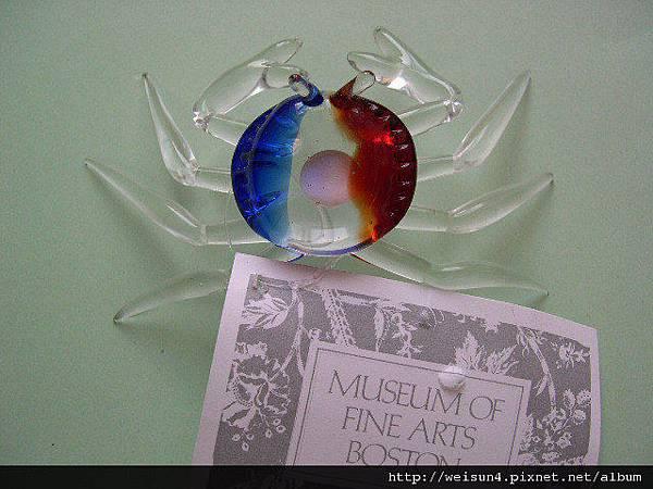 C0055_波士頓玻璃螃蟹