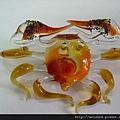 C0372_俄羅斯玻璃螃蟹