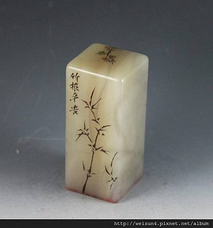 壽山石_高山_益壽延年-精進(吳肖斌)-2