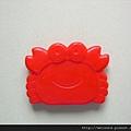 C0101_磁鐵_紅色螃蟹