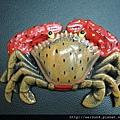 C1563_磁鐵_紅螯梭子蟹