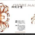C0210_明信片_細紋方蟹