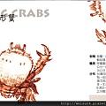 C0210_明信片_蛙形蟹