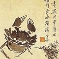 C1812f_明信片_國畫_郭索圖_花卉圖冊之二