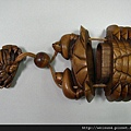 C0158_根付_大小螃蟹_2