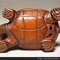C1365_根付_烏龜背螃蟹(石川)_2