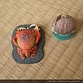 蛙形蟹+捲折饅頭蟹