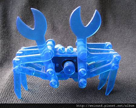 C0481_機械螃蟹_YUJIN