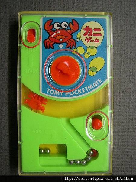 C0104_掌上型遊戲機(TOMY)