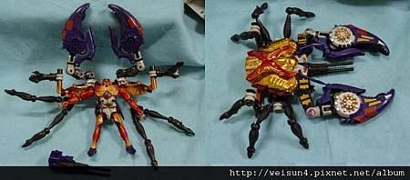 C0440_螃蟹變形金剛