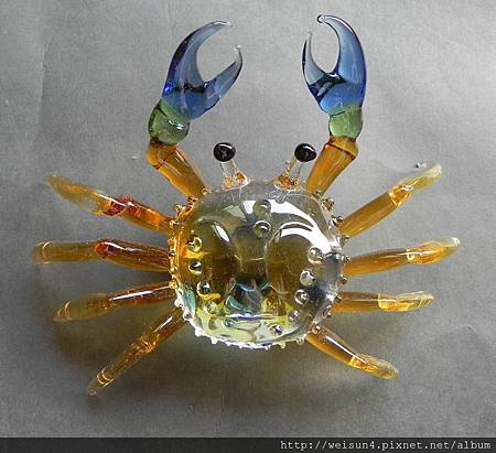 C1600_玻璃螃蟹_范文龍