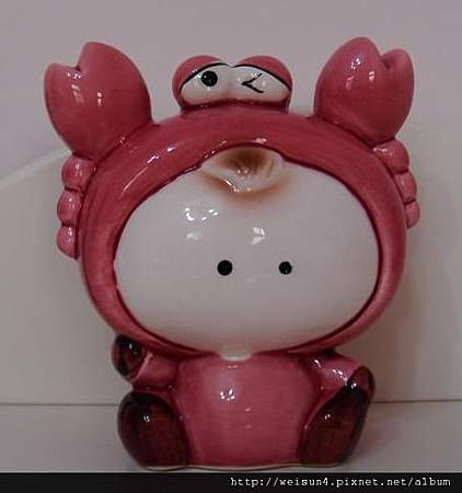 C0410_陶瓷撲滿_Hello Kitty