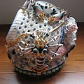 C0466_陶瓷簍空蟹籠