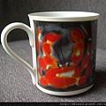 C0793_骨瓷巨蟹座茶杯(劉其偉)