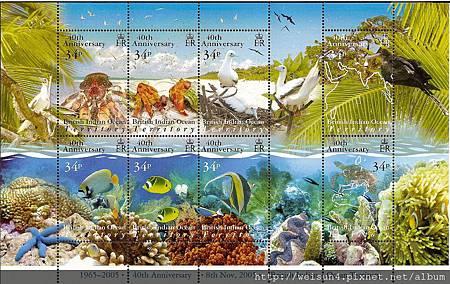 C1502_椰子蟹_British Indian Ocean Territory_2005