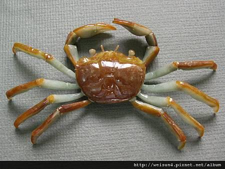 C0088_糖玉_活動螃蟹