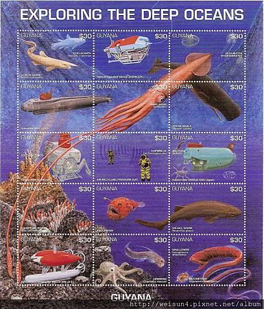C1400_深洋熱泉蟹_Guyana_1996
