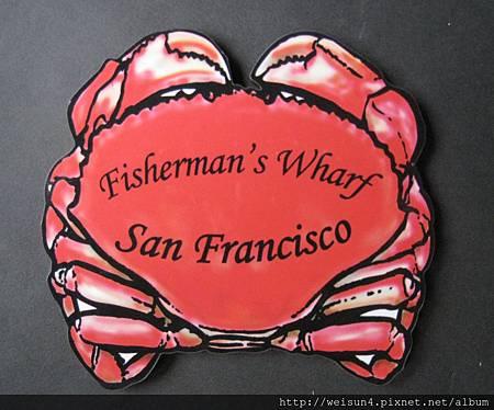 食_C0779_杯墊_Fisherman's wharf