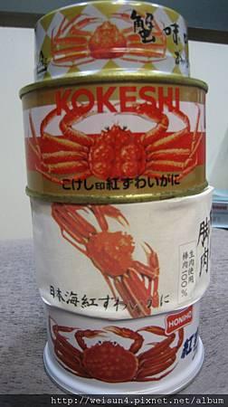 C0971_罐頭_螃蟹