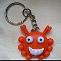 鑰匙圈_C0762_大牙嘴螃蟹