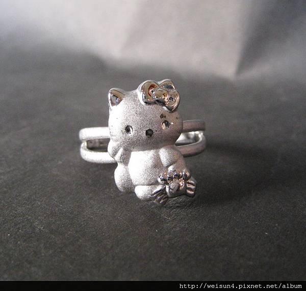 首飾_戒指_C0866_Kitty+螃蟹