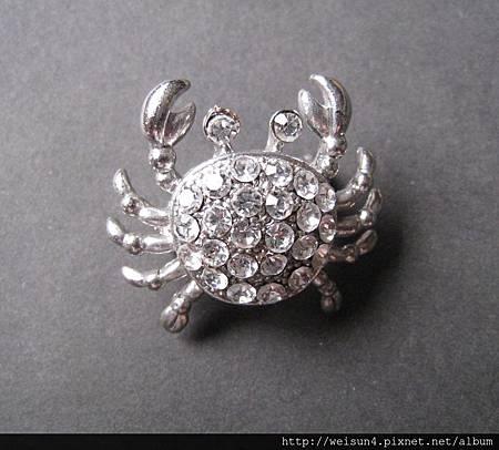 首飾_胸針_C1528_螃蟹