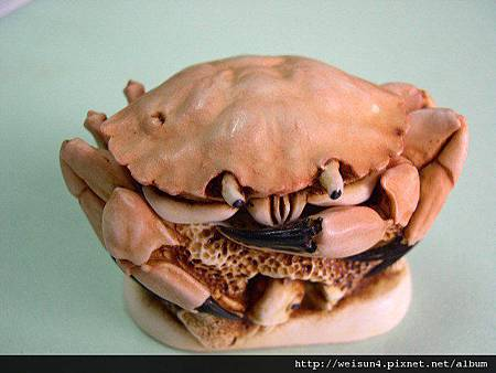 首飾_盒_C0057_Harmony Kingdom_Brean Sands Crab