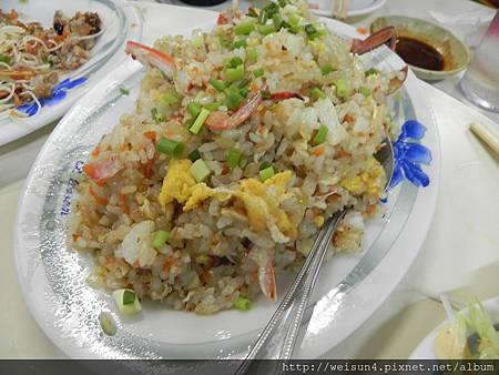 DSCN0417_燕食堂_螃蟹炒飯