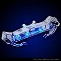 3C_C0555_霓虹蟹記憶體模組散熱器
