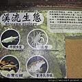 南庄_DSCN8720_看板_溪流生態_溪蟹