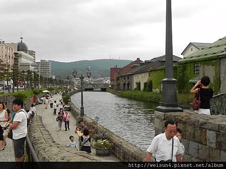 小樽運河_DSCN0677_小樽運河