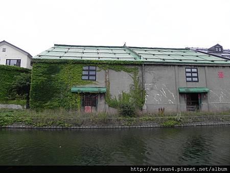 小樽運河_DSCN0685_小樽運河_海鷗