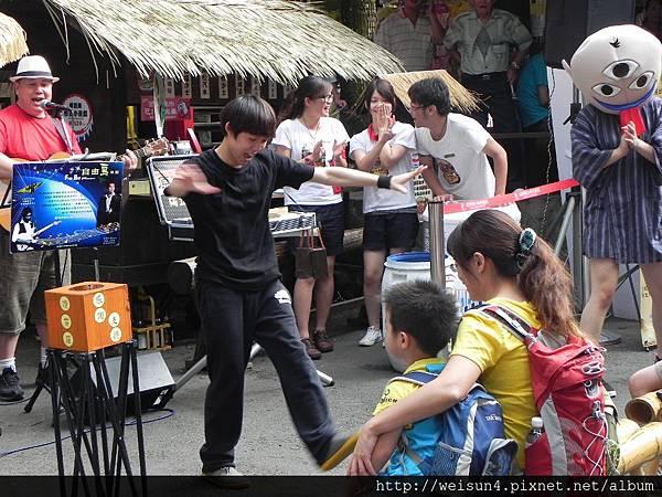 妖怪村_DSCN0234_妖怪村_跳舞
