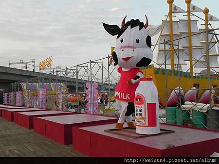 竹北燈會_DSCN0702_光泉牛乳
