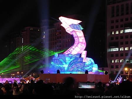 竹北燈會2_DSCN0996_主燈_蛇
