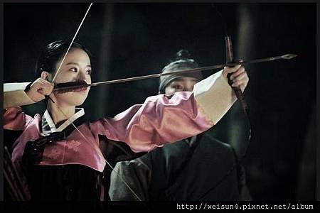 弓箭之戰_文彩元
