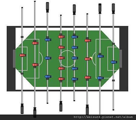 運動_手足球_Field_space