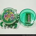 C1999_文具_削筆器_螃蟹輪盤