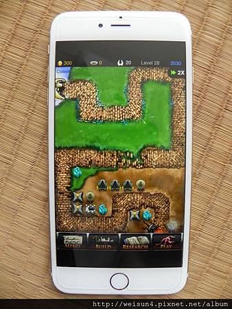 手機_iPhone6+_Game_TapDefense.JPG