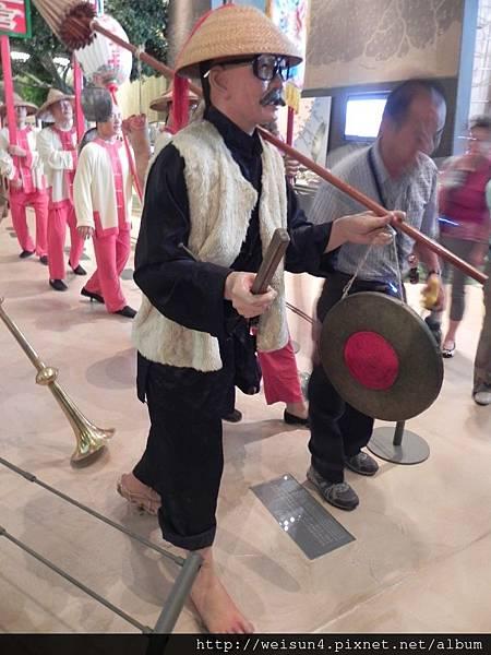 台灣歷史博物館_DSCN6159_報馬仔.JPG