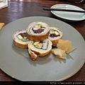 宜蘭市_DSCN9154_九穀日式料理_花壽司.JPG