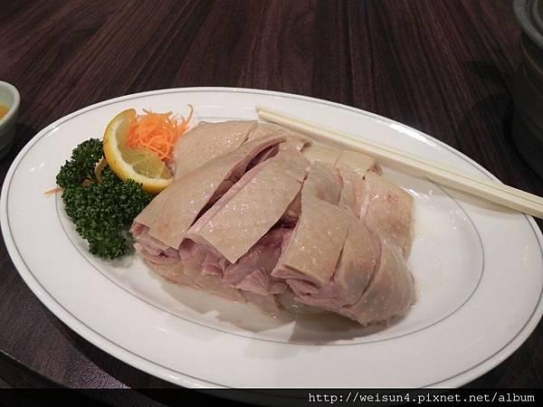 松葉園餐廳_DSCN0133_脆皮油雞.JPG