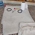 05 驚人的浴巾,我完全沒用過.JPG