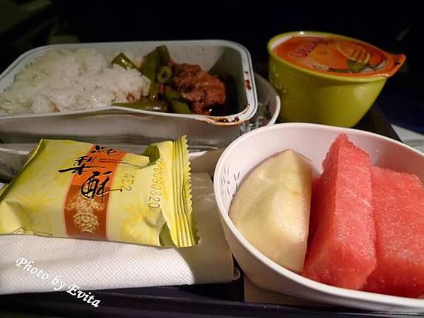 20090617國泰飛機餐01.jpg