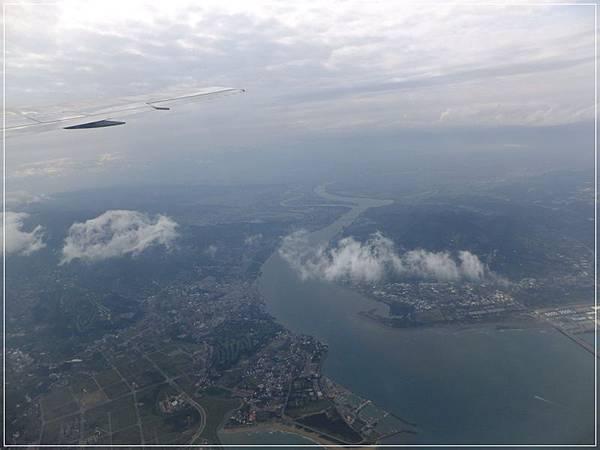台北的上空